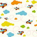 Nubes colores