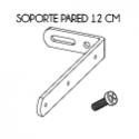 Soporte pared 8 cm