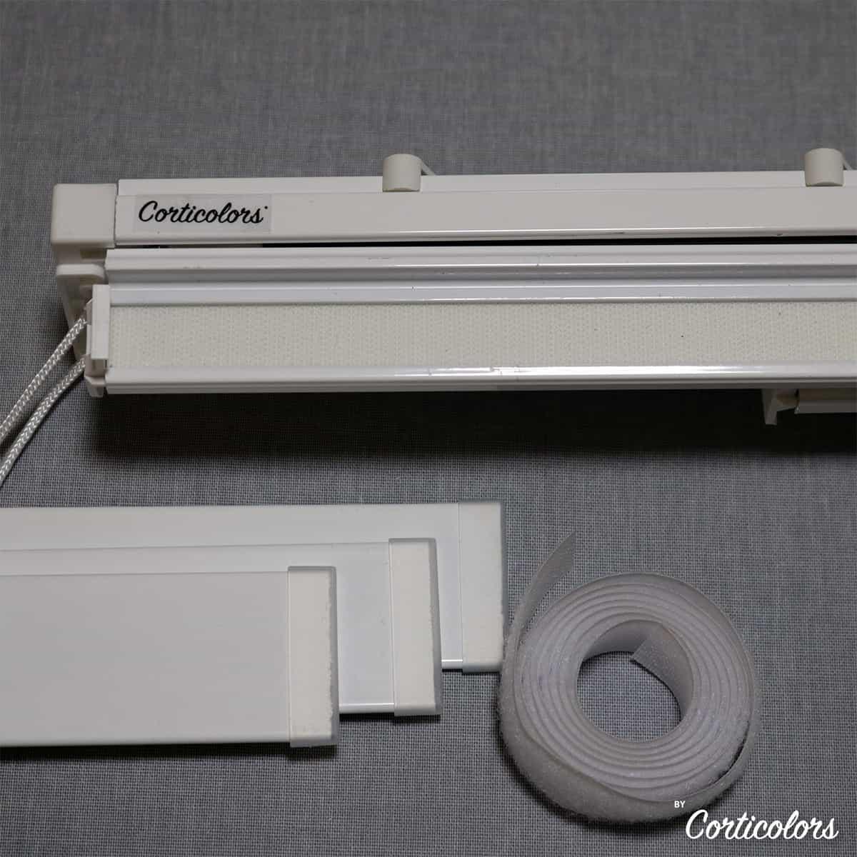 Mecanismo para panel japonés a medida con todo lo necesario para su instalación, sistema de panel japonés de 3, 4 o 5 hojas. ¡Máxima calidad!