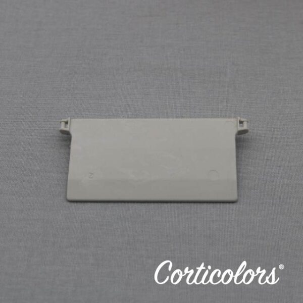 Contrapeso para lamas de cortina vertical 89mm